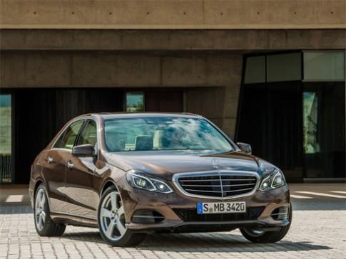 Ảnh chi tiết Mercedes E-class 2014