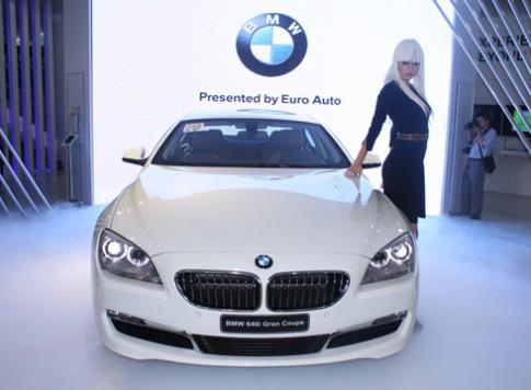 BMW 640i Gran Coupe có giá 3,75 tỷ tại Việt Nam