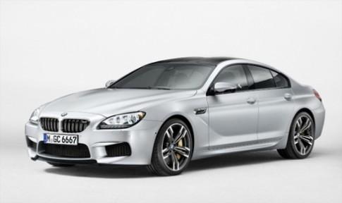 BMW trình làng M6 Gran Coupe