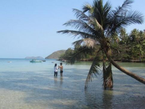 """Đảo Hòn Sơn- Kiên Giang """"soán ngôi"""" Nam Du trong hè này"""