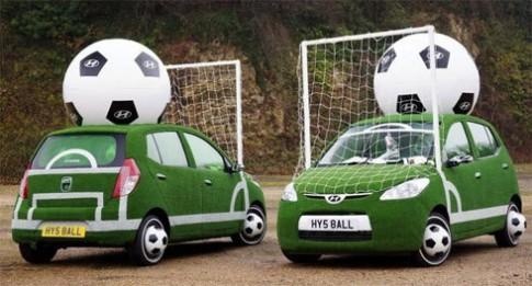 Hyundai ra mắt i10 phiên bản World Cup