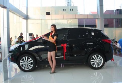 Hyundai Thành Công tiết lộ về Tucson 2010