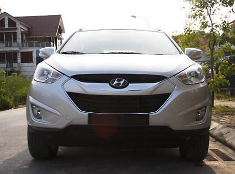 Hyundai Tucson thế hệ mới đến Việt Nam