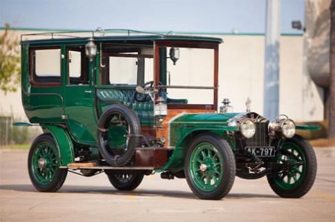 Limousine - xế hộp dành riêng cho đại gia