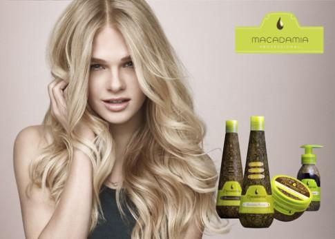 Macadamia - bí quyết giúp phụ nữ sở hữu mái tóc đẹp
