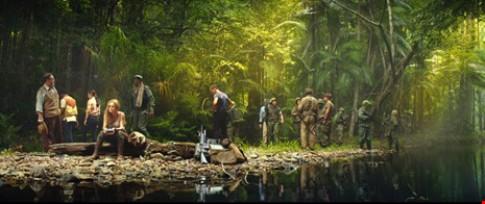 Mãn nhãn hình ảnh VN trên phim 'Kong: Skull Land'