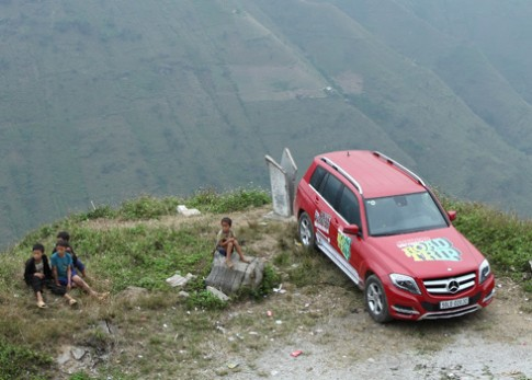 Mercedes GLK 2013 - hành trình khám phá