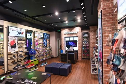 Skechers khai trương cửa hàng mới tại TP HCM