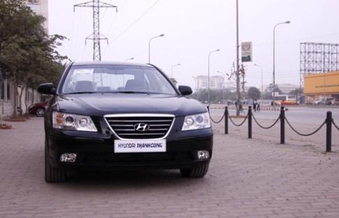 Thành Công phân phối Hyundai Sonata 2009