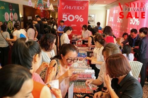 Ưu đãi lớn từ 200 thương hiệu tại VStyle's Private Sale