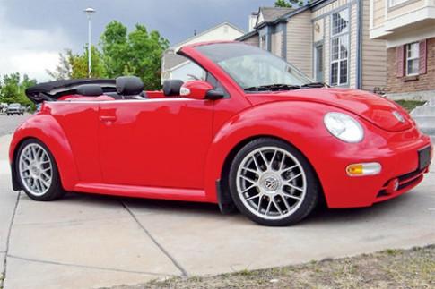 Volkswagen Beetle - xe yêu thích nhất của phụ nữ Mỹ