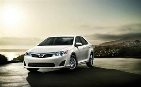 Camry sẽ trở thành xe bán chạy nhất Mỹ vào 2013