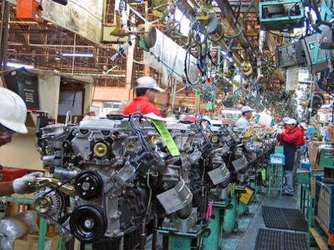 Căn bệnh của công nghiệp ôtô Việt Nam
