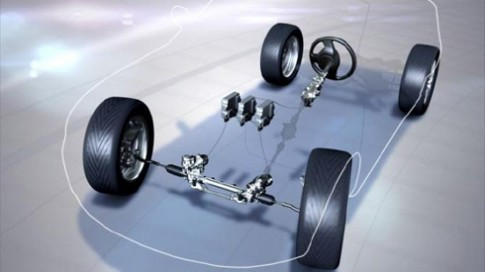 Hệ thống lái điện thế hệ mới của Nissan