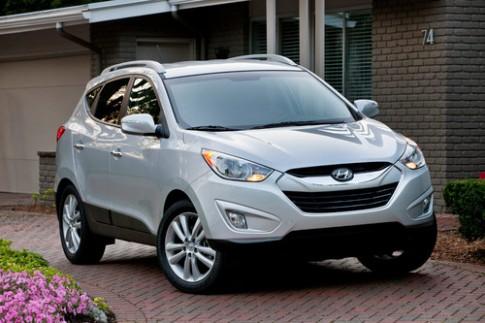 Hyundai có thể sản xuất xe nhỏ hơn Tucson