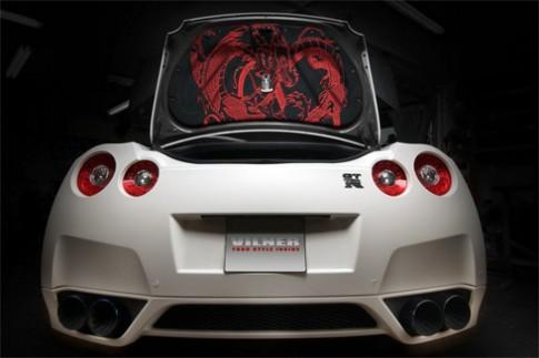 Nissan GT-R độ bản rồng của đại gia Trung Quốc