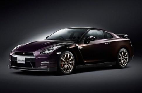 Nissan GT-R phiên bản đặc biệt Midnight Opal 2014