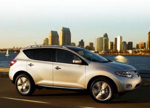 Nissan Murano thế hệ thứ hai lộ diện