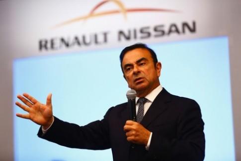 Renault-Nissan hợp tác sản xuất xe cỡ nhỏ