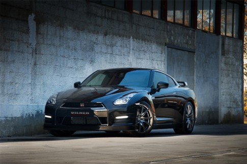 Siêu phẩm Vilner Nissan GT-R