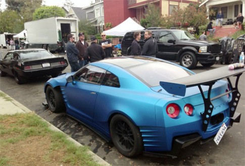 Xế khủng tràn ngập trong siêu phẩm 'Fast and Furious 6'