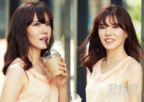 10 lọn xoăn yêu thích của thiếu nữ Hàn