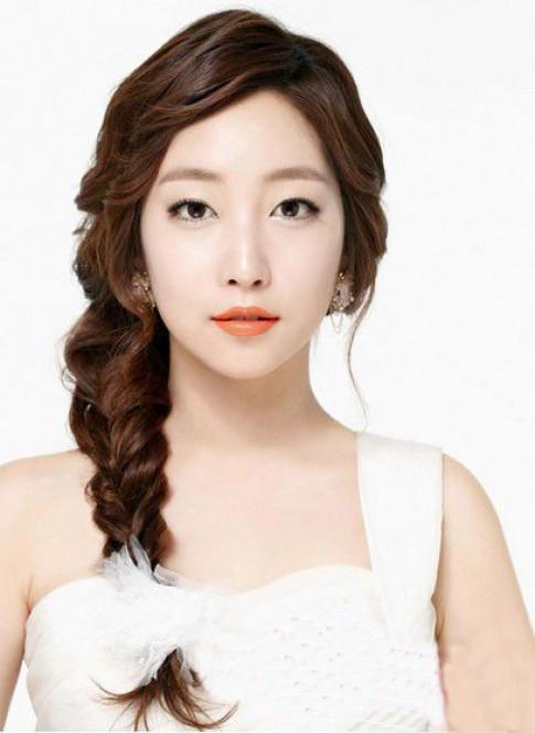 11 kiểu tóc cô dâu đẹp nhất của Hàn Quốc