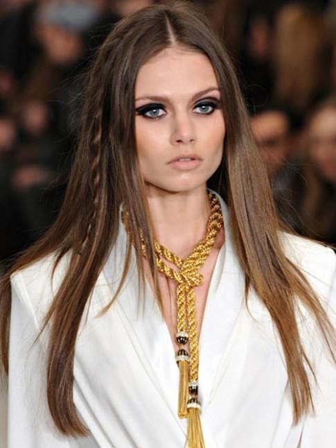 15 kiểu tóc sành điệu cho tiết thu