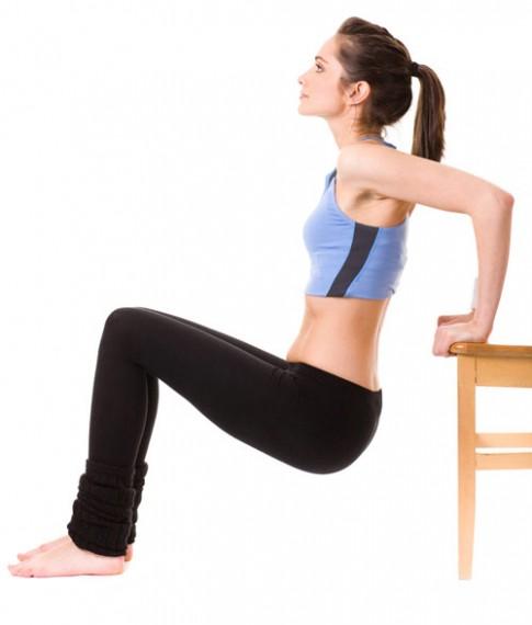 4 bài thể dục để dáng đẹp như mỹ nhân