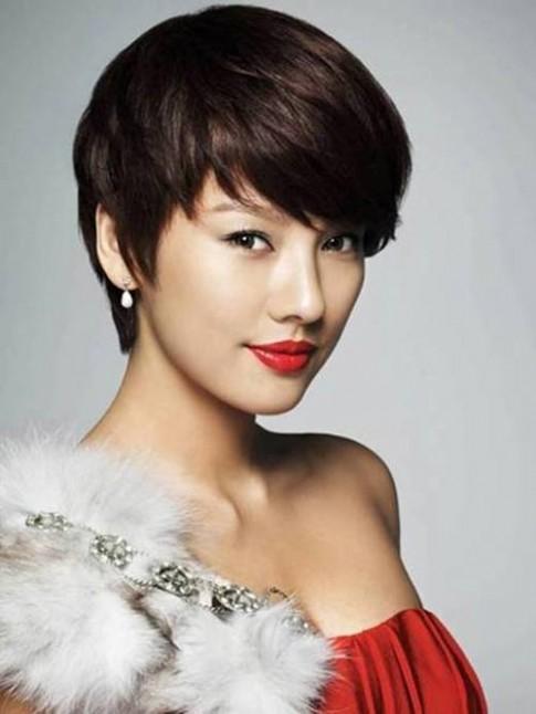 7 mái tóc ngắn đẹp mê ly của mỹ nữ