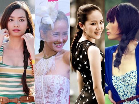 7 xu hướng làm đẹp tóc hot nhất 2012