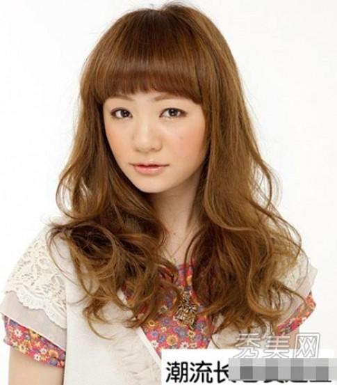 9 kiểu tóc xoăn dành cho cô gái mùa Thu