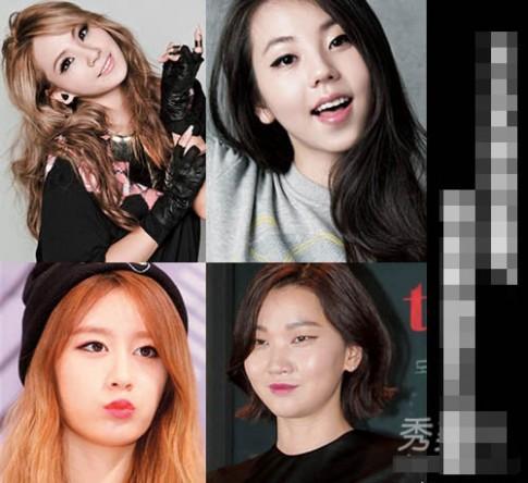Bật mí bí mật trang điểm mắt của sao Hàn