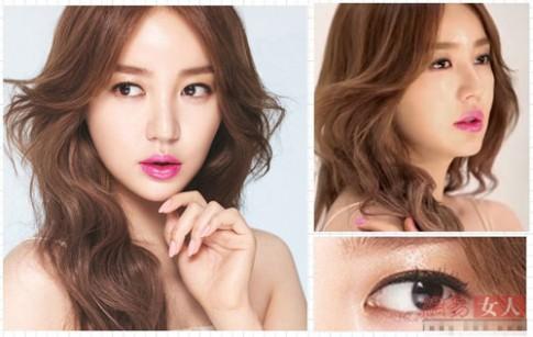 Học trang điểm xinh như Yoon Eun Hye