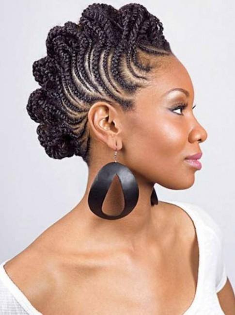 Kỳ quan tóc tết của phụ nữ châu Phi
