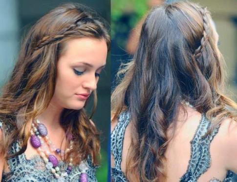 Làm duyên với tóc công chúa