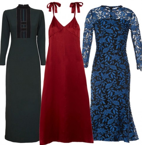 Mùa tiệc tùng đến rồi, chọn váy để tỏa sáng đêm tiệc thôi!