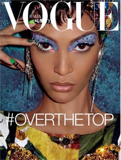 Những màn make-up đẹp nhất trên Vogue