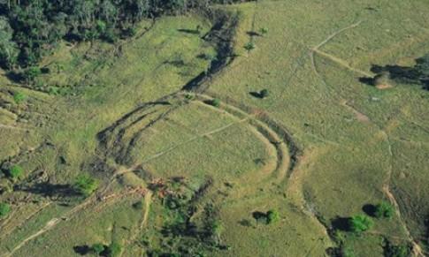Phát hiện hàng trăm hình vẽ 2.000 năm tuổi trong rừng Amazon