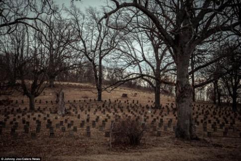 Rùng mình trước những địa điểm đáng sợ nhất nước Mỹ
