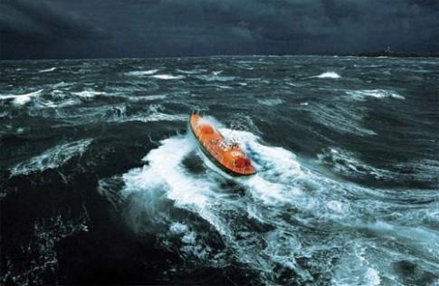 Vẻ đẹp hùng vĩ của đại dương