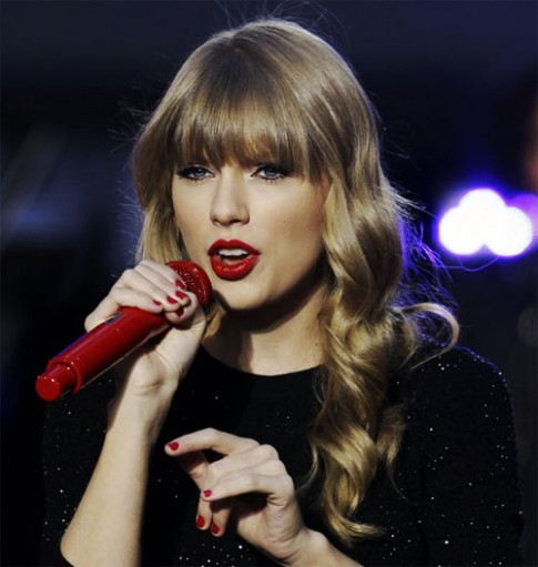 Khám phá nhan sắc của Taylor Swift