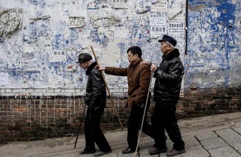 """Lạ lùng, khu phố """"tiên đoán tương lai"""" ở Trung Quốc"""
