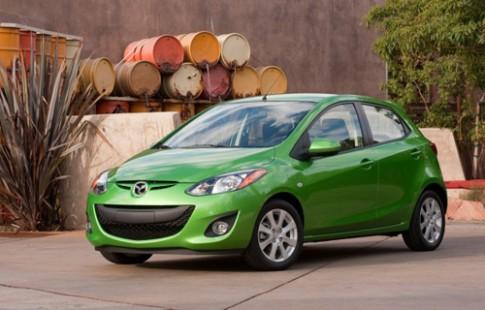 10 mẫu xe hơi rẻ nhất tại Mỹ 2014
