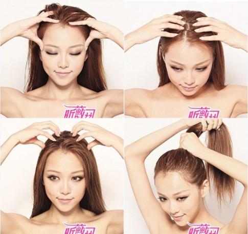5 cách đơn giản giúp tóc mọc nhanh