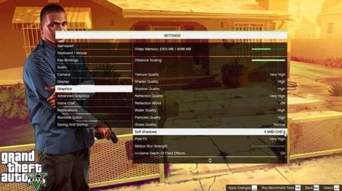 """AMD giới thiệu driver mới tối ưu cho """"Grand Theft Auto V"""""""