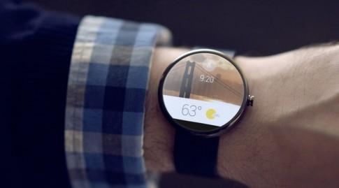 Android Wear trở nên thân thiện với người dùng hơn bao giờ hết