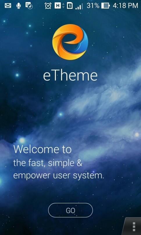[App review] eTheme - sở hữu hàng trăm hình nền dế đẹp mắt free