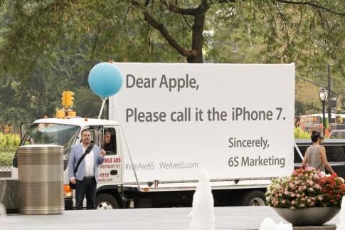 Apple bị yêu cầu đổi tên iPhone 6s