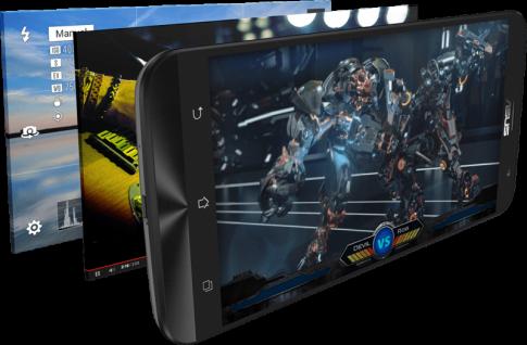 Asus Zenphone 2 - khả năng chiến game của thanh ram 4GB